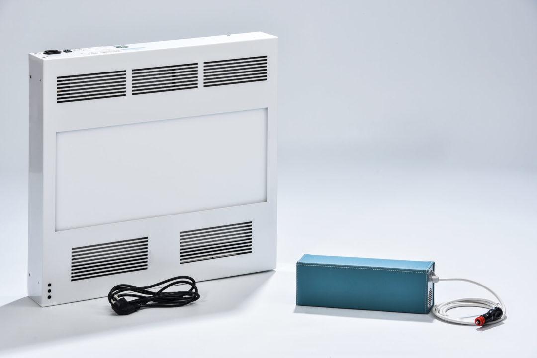 Luftentkeimungs- und Beleuchtungssysteme